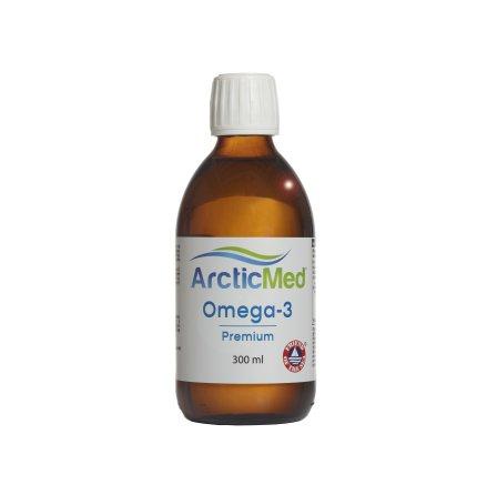 Omega-3 Naturell NYHET:Glasflaska 300ml