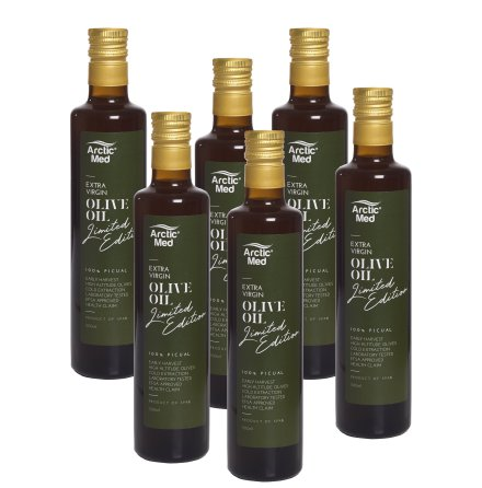 6-pack Extra Virgin Olive Oil
