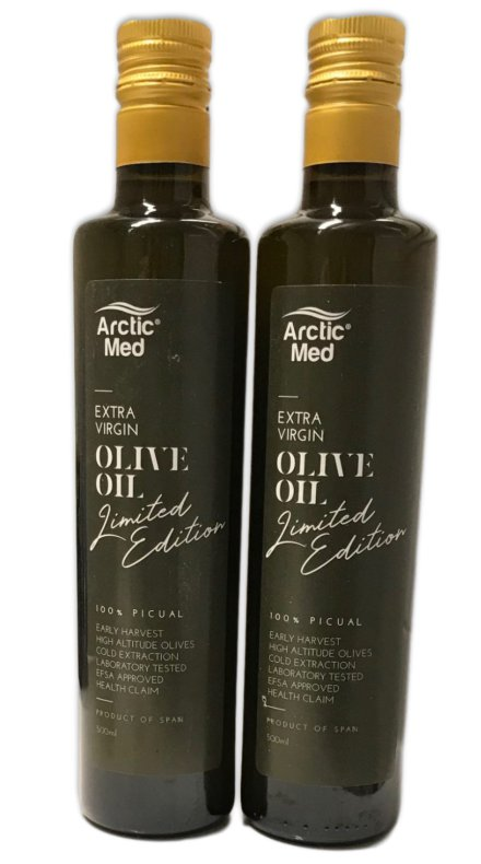 2-pack Extra Virgin Olive Oil