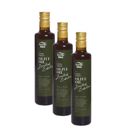 3-pack Extra Virgin Olive Oil