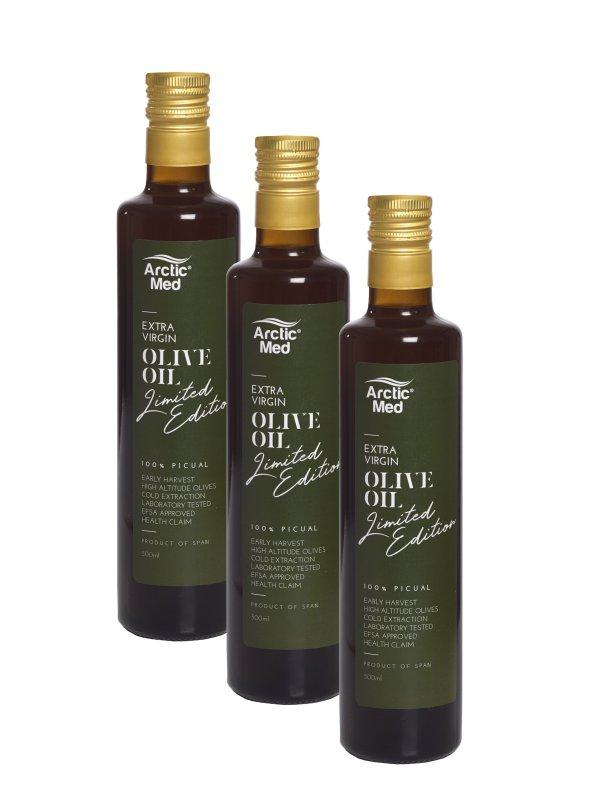 3-pack Extra Virgin Olive Oil