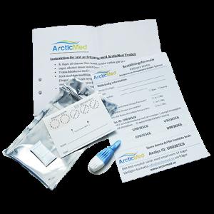 ArcticMed Testkit fettsyror